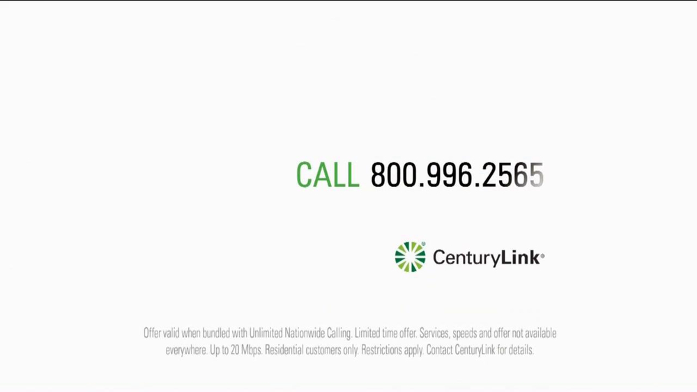CenturyLink TV Spot, 'Totally Switching' - Screenshot 7