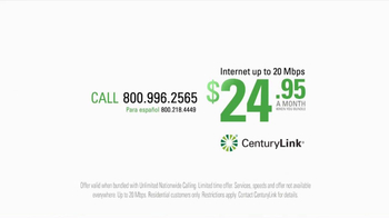 CenturyLink TV Spot, 'Totally Switching' - Thumbnail 8