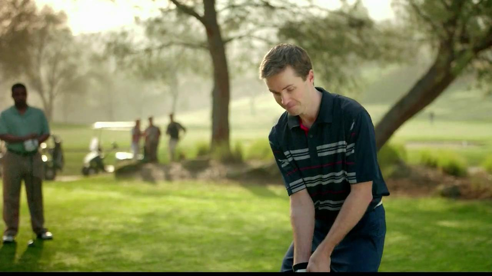 belVita TV Spot, 'Golfer' - Screenshot 1