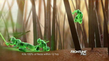 Frontline TV Spot, 'Ninja Flea Killer'