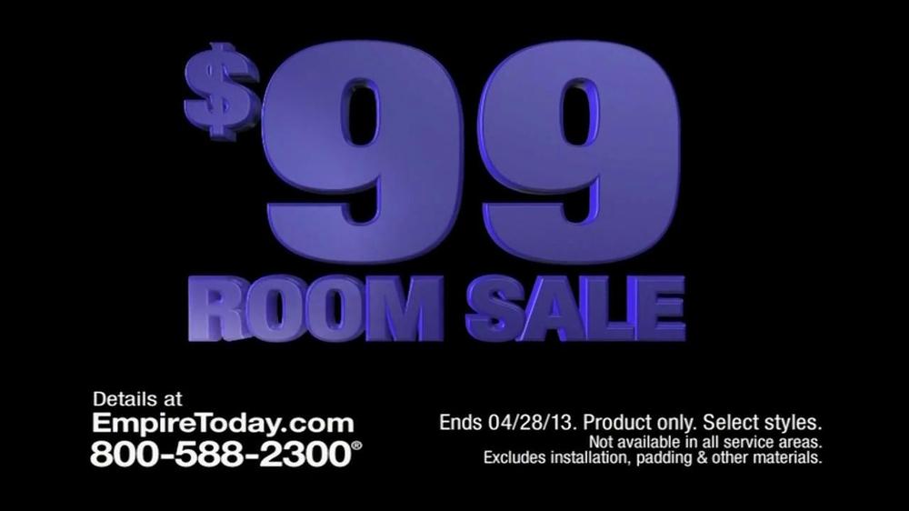 empire today tv spot   u0026 39  99 room sale u0026 39