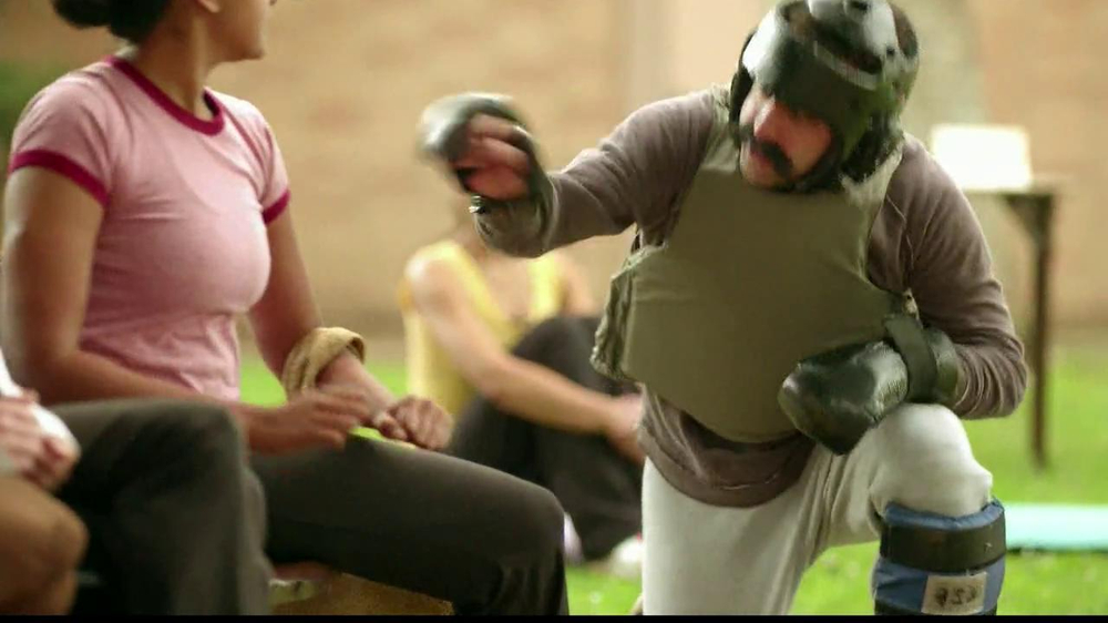 belVita TV Spot, 'Self Defense Teacher' - Screenshot 4