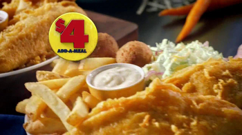 Long John Silver's $4 Add-A-Meal TV Spot - Thumbnail 2