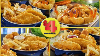 Long John Silver's $4 Add-A-Meal TV Spot - Thumbnail 5