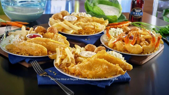 Long John Silver's $4 Add-A-Meal TV Spot - Thumbnail 6