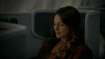 American Airlines Lie-Flat Seats TV Spot, 'Exhausting Business'