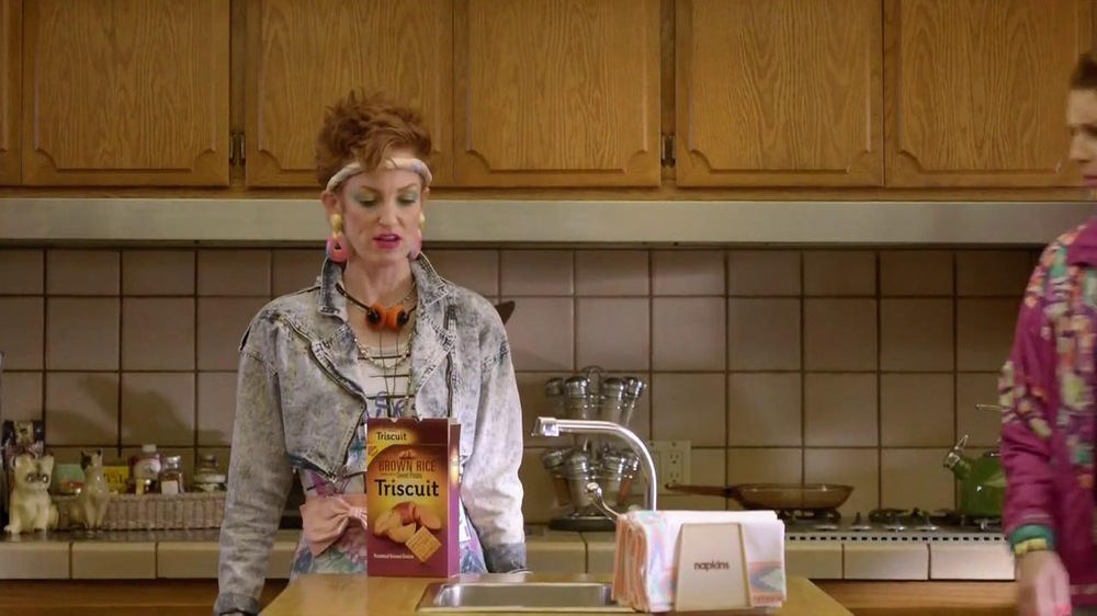 Triscuit Brown Rice TV Spot, 'Try New Things' - Screenshot 2