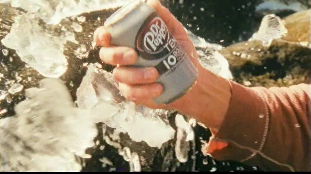 Dr Pepper 10 TV Spot, 'No Man's Land' - Screenshot 4