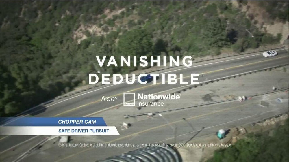 Nationwide Insurance TV Spot, 'Safe Driver Pursuit' - Screenshot 7