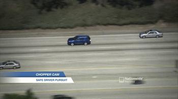 Nationwide Insurance TV Spot, 'Safe Driver Pursuit' - Thumbnail 10