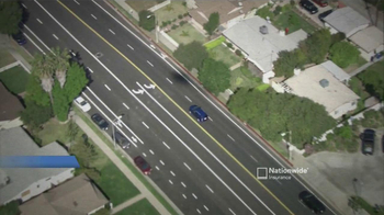 Nationwide Insurance TV Spot, 'Safe Driver Pursuit'