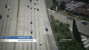 Nationwide Insurance TV Spot, 'Safe Driver Pursuit' - Thumbnail 9
