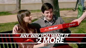 Pizza Hut TV Spot, 'Hut Lovers Deal'