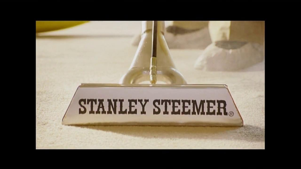 Stanley Steemer TV Commercial, 'Show Dirt Who's Boss ...