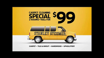 Stanley Steamer Carpet Cleaner
