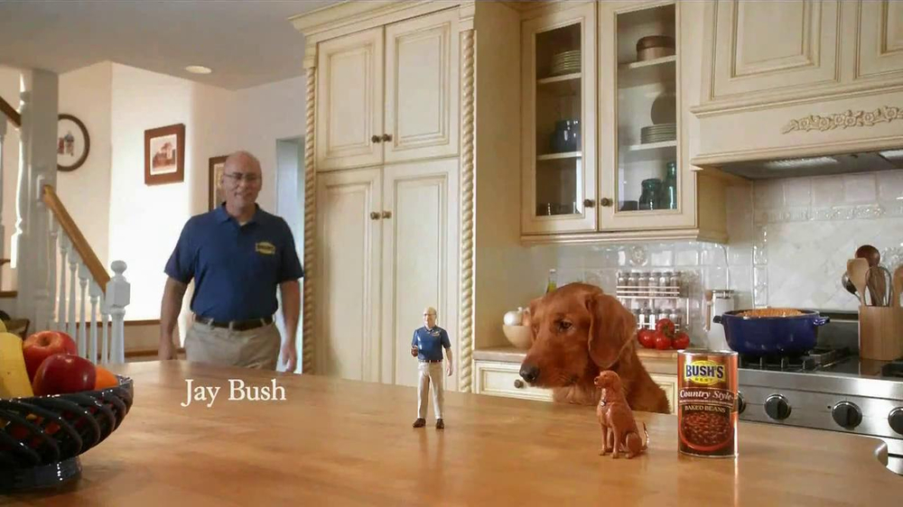 Bush's Best Baked Beans TV Spot, 'Talking Action Figures' - Screenshot 1