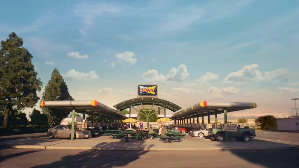 Sonic Drive-In Happy Hour TV Spot, 'Tax Day Relief' - Screenshot 1
