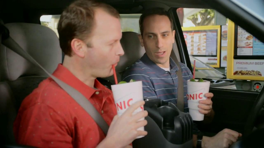 Sonic Drive-In Happy Hour TV Spot, 'Tax Day Relief' - Screenshot 5