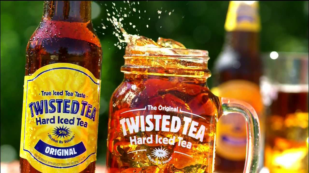 Twisted Tea TV Spot - Screenshot 1
