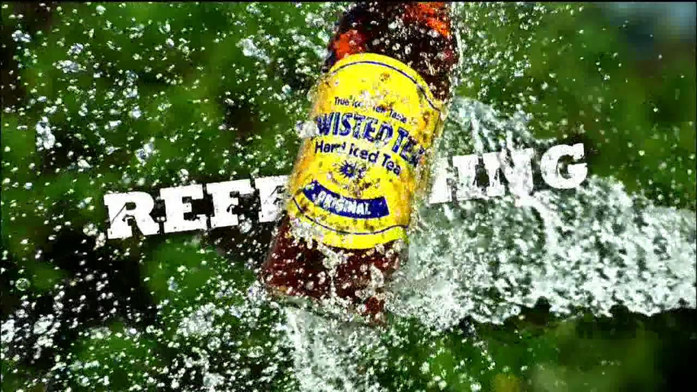 Twisted Tea TV Spot - Screenshot 2