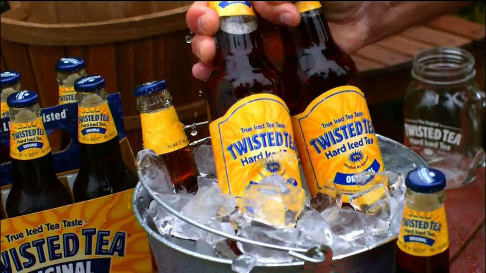 Twisted Tea TV Spot - Screenshot 6