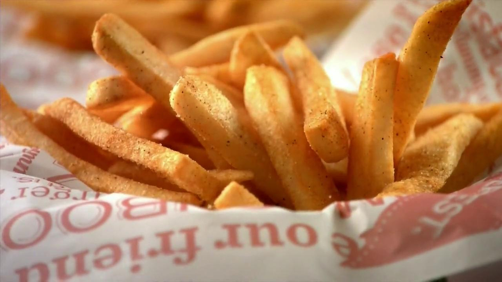 Red Robin Bottomless Steak Fries TV Spot, 'Booyah' - Screenshot 4