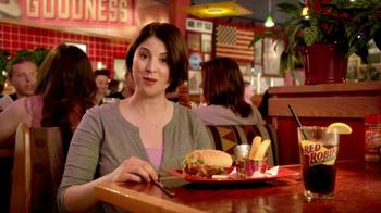 Red Robin Bottomless Steak Fries TV Spot, 'Booyah' - Thumbnail 3