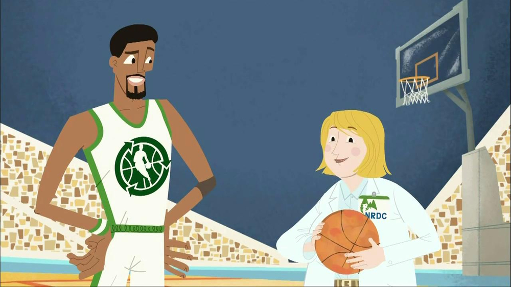 NBA TV Spot, 'Green' thumbnail