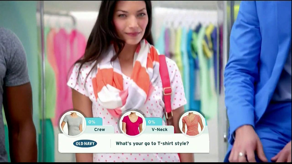 Old Navy Shirts Tv Spot Brief Style Demonstration Ft