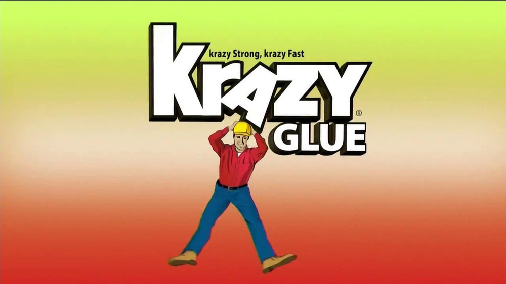 Krazy Glue TV Spot, 'The Krazy Big Fix' - Screenshot 1