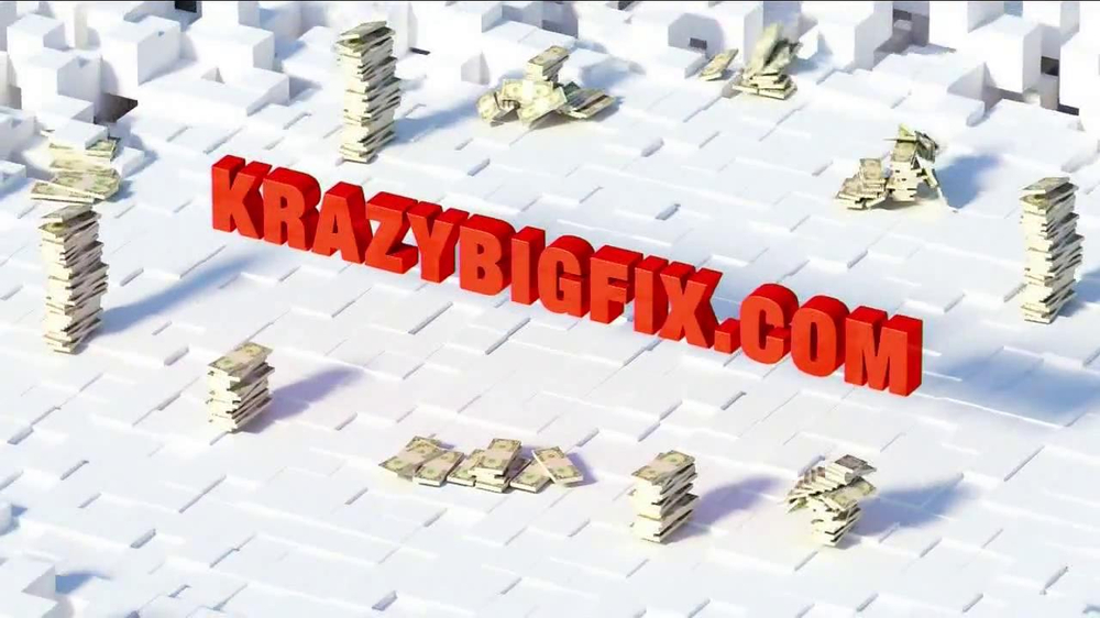 Krazy Glue TV Spot, 'The Krazy Big Fix' - Screenshot 6