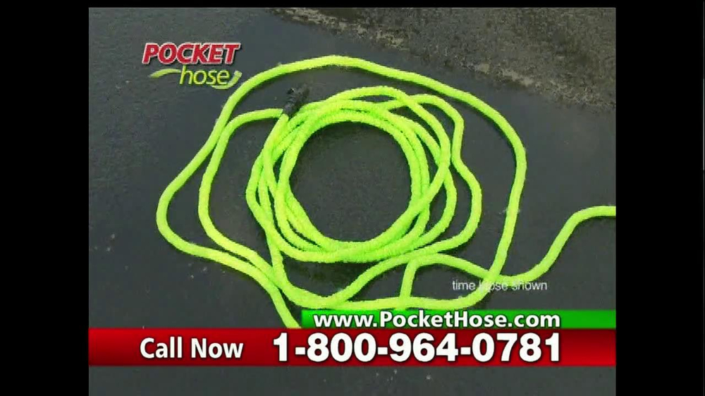 Pocket Hose TV Spot Featuring Richard Karn - Screenshot 10