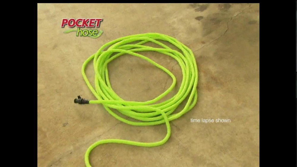Pocket Hose TV Spot Featuring Richard Karn - Screenshot 2