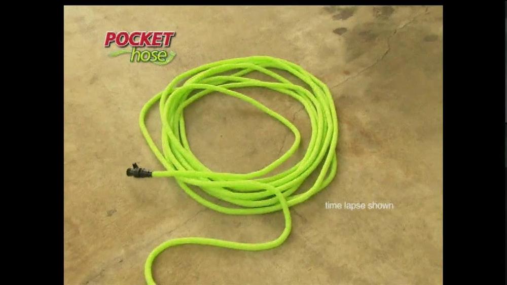 Pocket Hose TV Spot Featuring Richard Karn - Screenshot 2