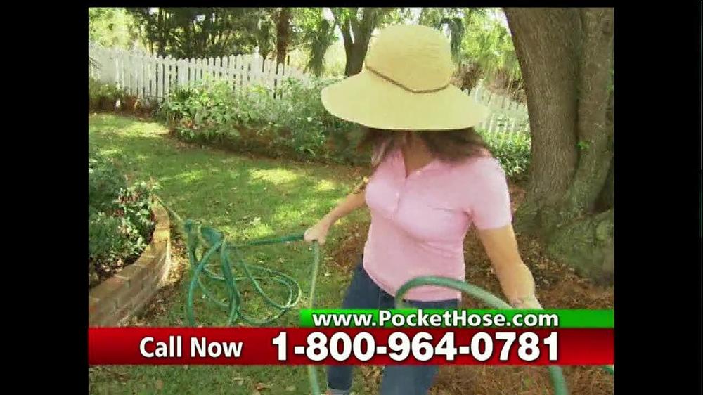 Pocket Hose TV Spot Featuring Richard Karn - Screenshot 7