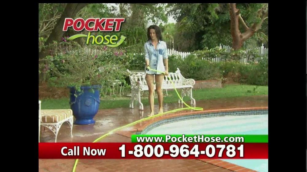 Pocket Hose TV Spot Featuring Richard Karn - Screenshot 8