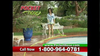 Pocket Hose TV Spot Featuring Richard Karn - Thumbnail 8