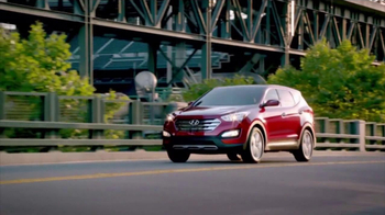 Hyundai Let's Go! Sales Event TV Spot, 'Santa Fe'