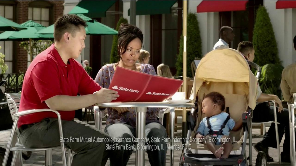 State Farm TV Spot, 'Talking Mime' - Screenshot 10