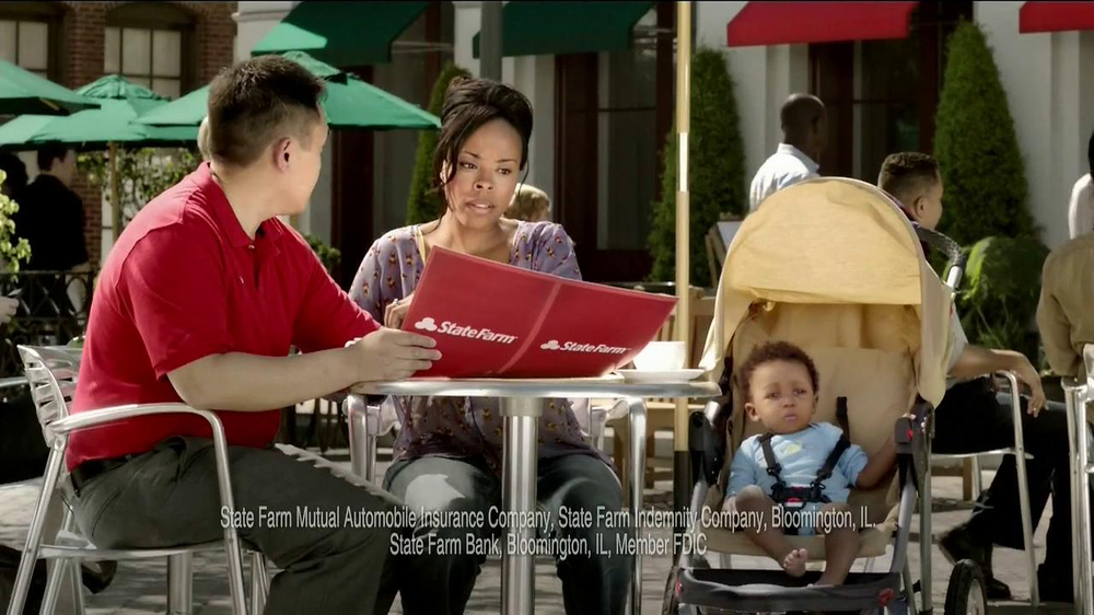 State Farm TV Spot, 'Talking Mime' - Screenshot 9