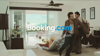 Booking.com TV Spot, 'Time to Go' thumbnail