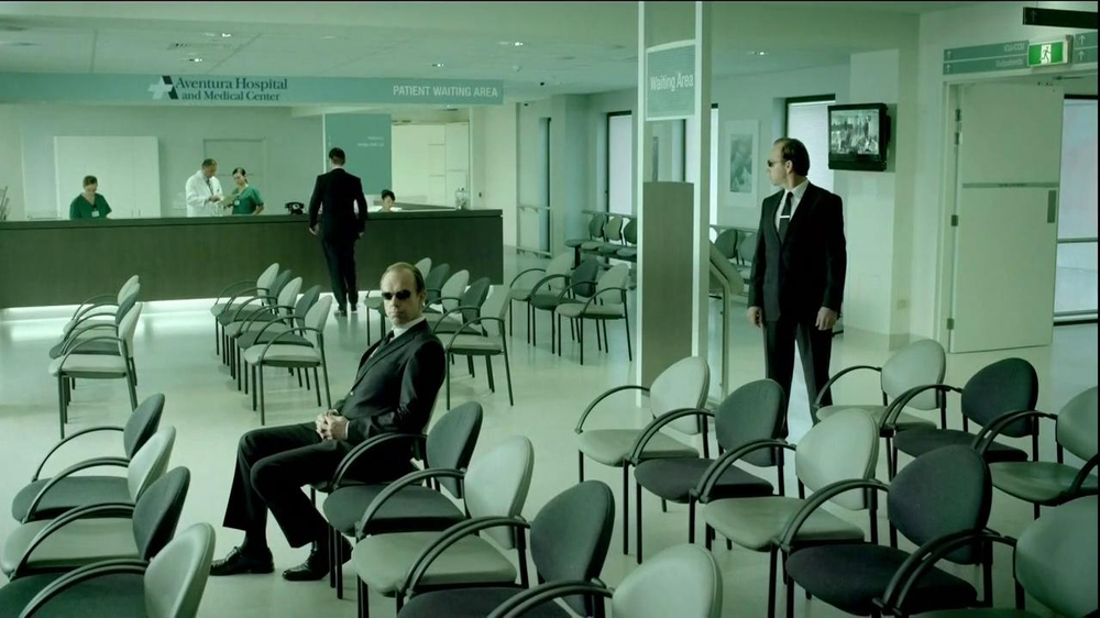 General Electric TV Spot, 'Agent of Good' Featuring Hugo Weaving - Screenshot 9