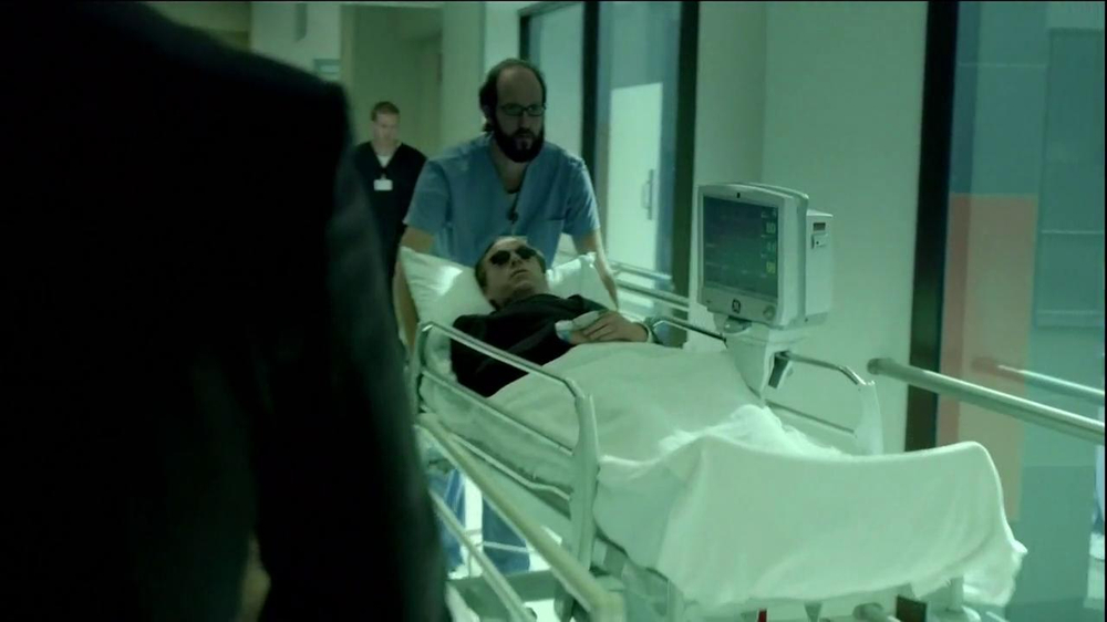 General Electric TV Spot, 'Agent of Good' Featuring Hugo Weaving - Screenshot 3