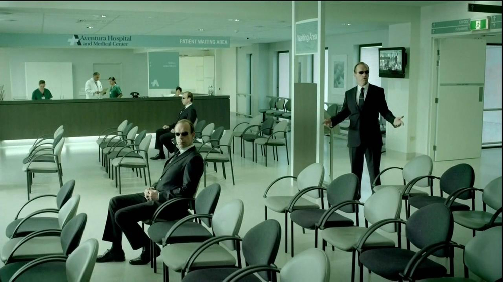 General Electric TV Spot, 'Agent of Good' Featuring Hugo Weaving - Screenshot 8