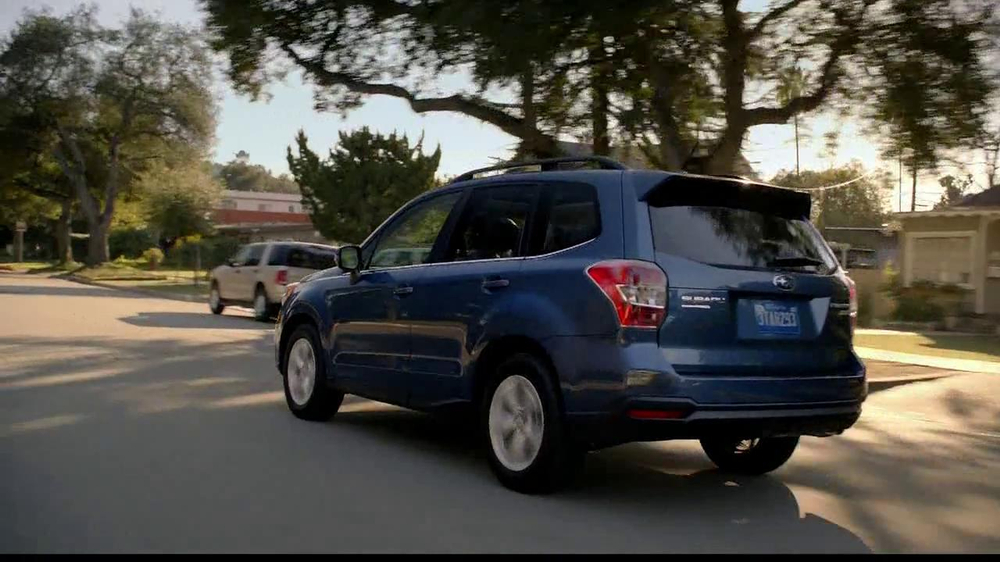 Subaru Forester TV Spot, 'Grew Up in the Backseat' - Screenshot 6