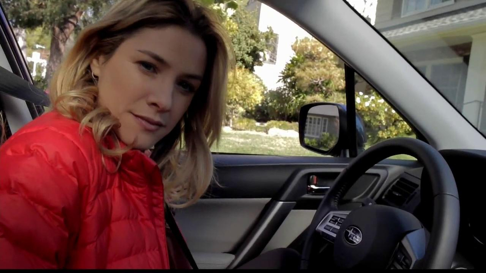 Subaru Forester TV Spot, 'Grew Up in the Backseat' - Screenshot 7