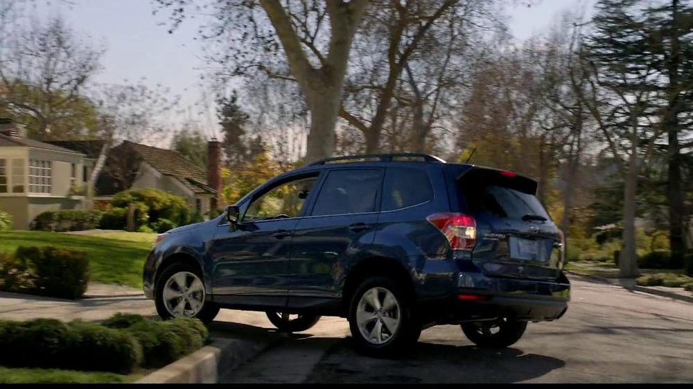 Subaru Forester TV Spot, 'Grew Up in the Backseat' - Screenshot 9