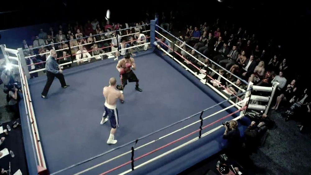 Gillette Fusion ProGlide TV Spot, 'Boxing' - Screenshot 2