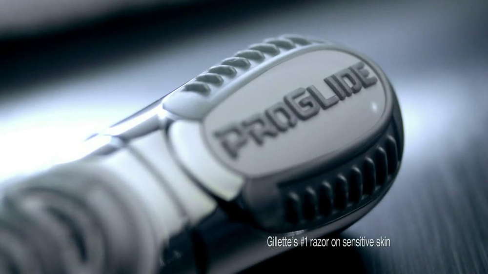 Gillette Fusion ProGlide TV Spot, 'Boxing' - Screenshot 5