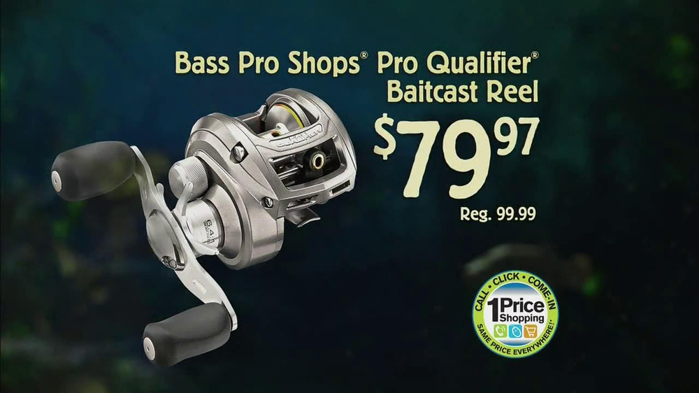 Bass pro shops spring fishing sale tv commercial 39 redhead for Bass pro shops monster fish